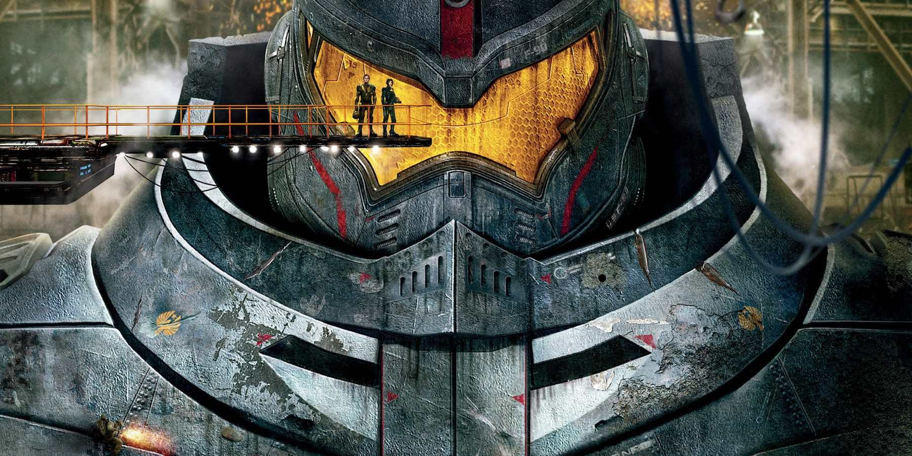 Pacific Rim 2: New Gipsy Avenger Jaeger Design Revealed