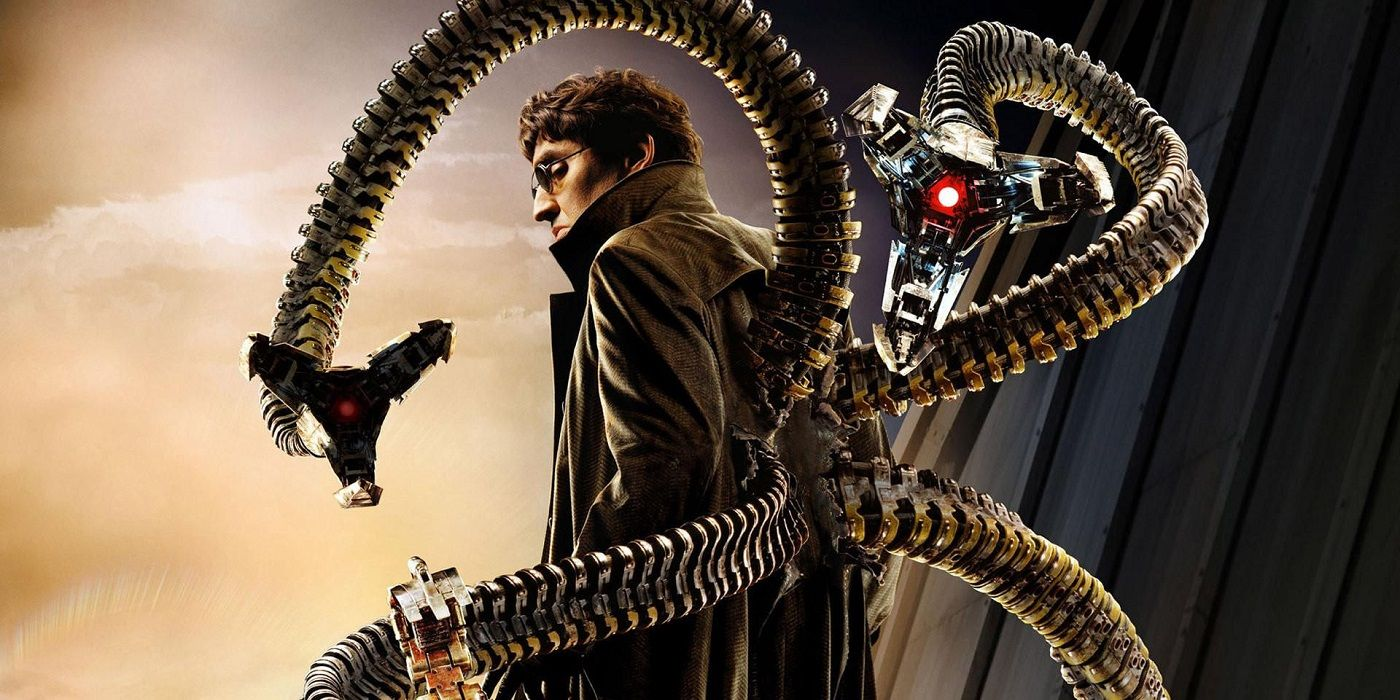 Spider-Man 2: Watch Willem Dafoe Play Doc Ock In Outtake