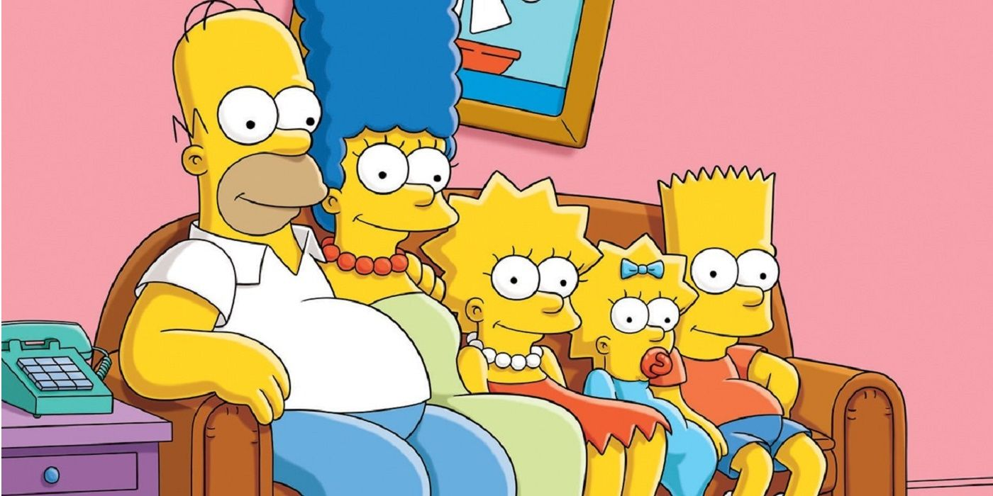 Watch: Thanos Dusts The Simpsons In Latest Couch Gag