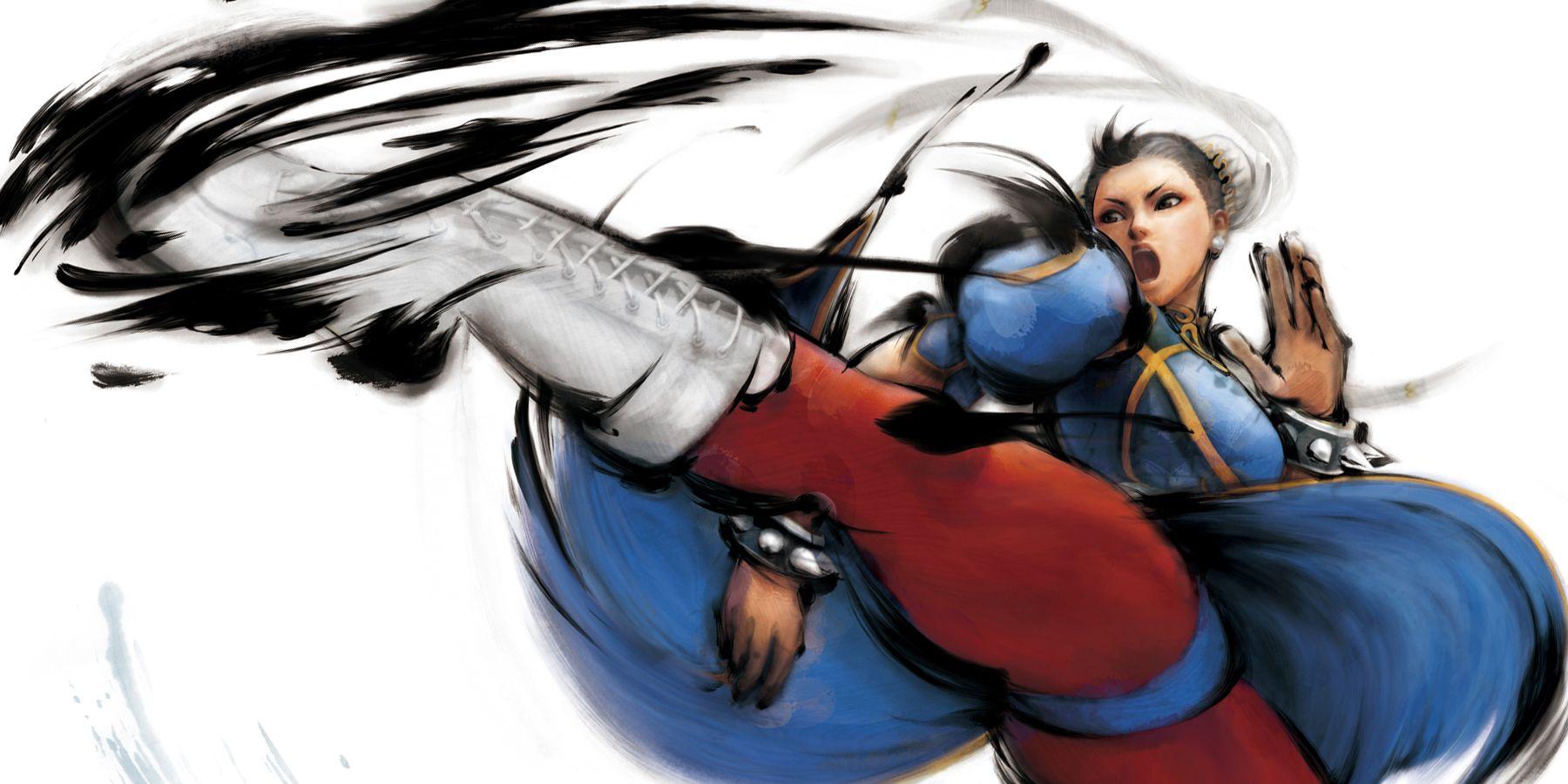 Street Fighter Chun Li Trivia Screenrant