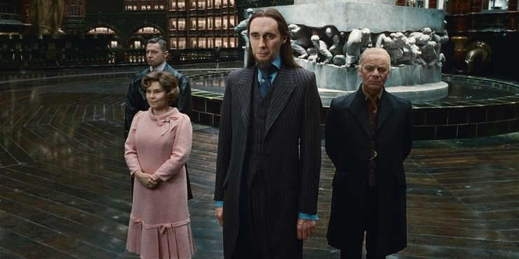 Harry Potter Ranking The Death Eaters From Least To Most Powerful