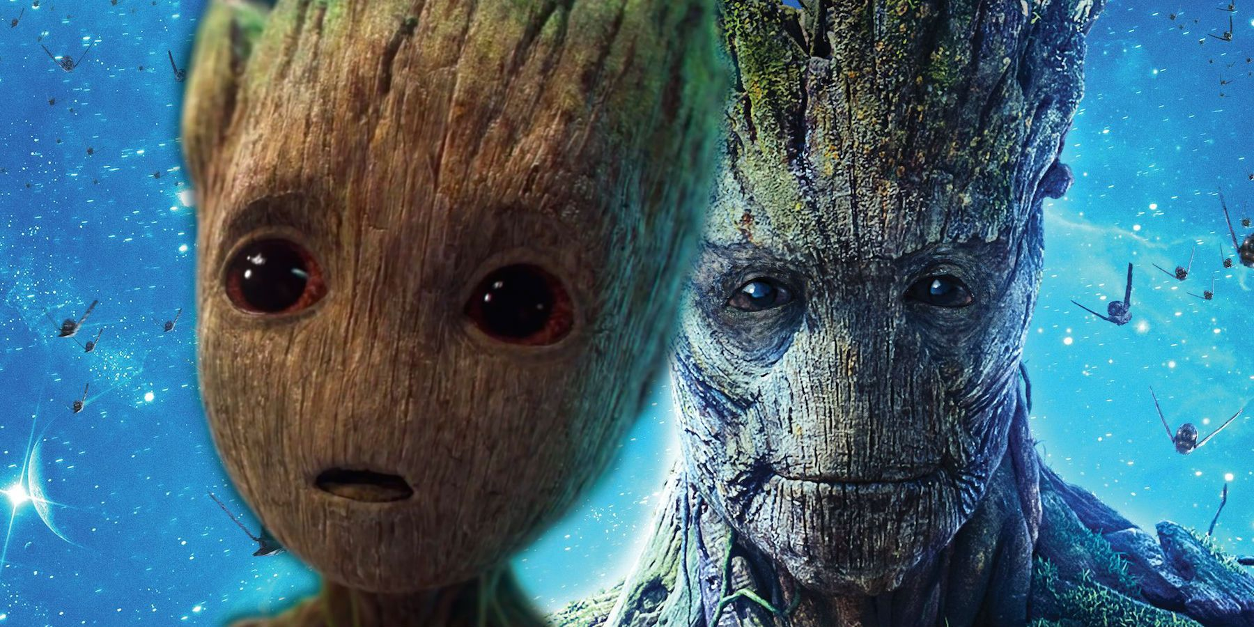 guardians of the galaxy the history of groot screenrant