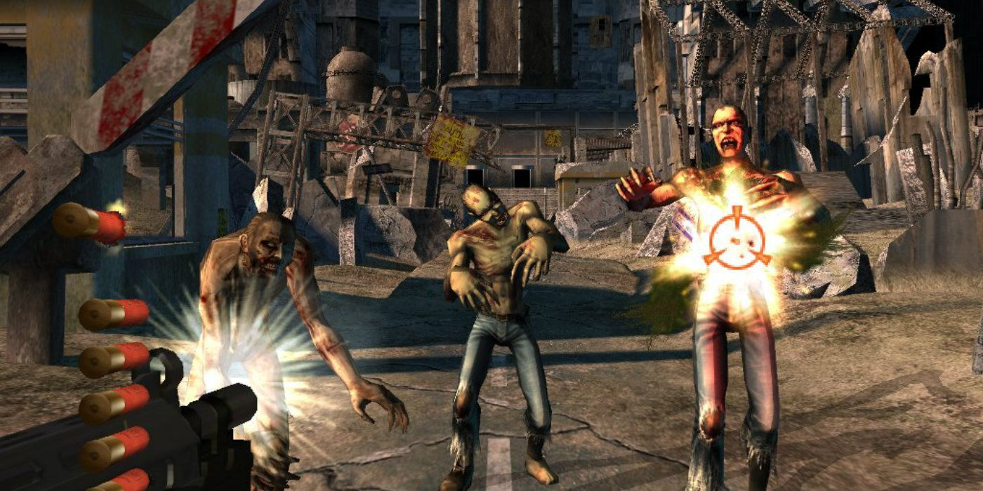 Ranking The House Of The Dead Arcade Games Worst To Best