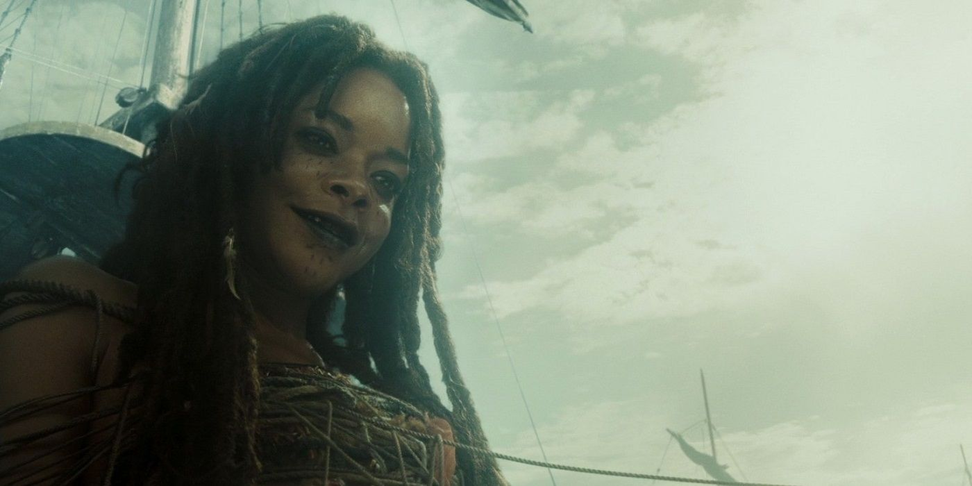 Piratas do Caribe: Os poderes e a história de Tia Dalma explicados 3