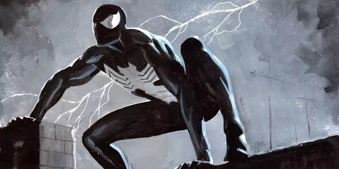 Disney Hasn't Discussed Spider-Man's Black Symbiote Suit