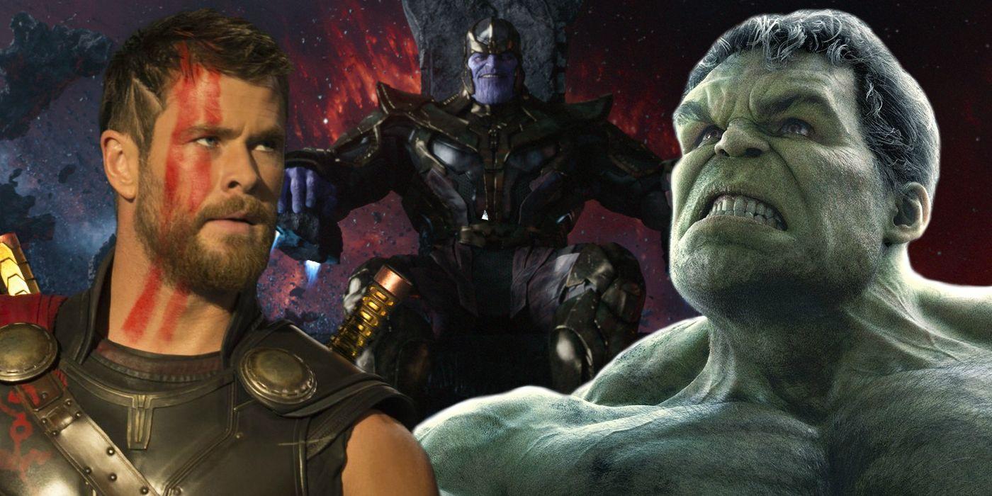 hulk has major storyline in avengers 3 & 4   screenrant