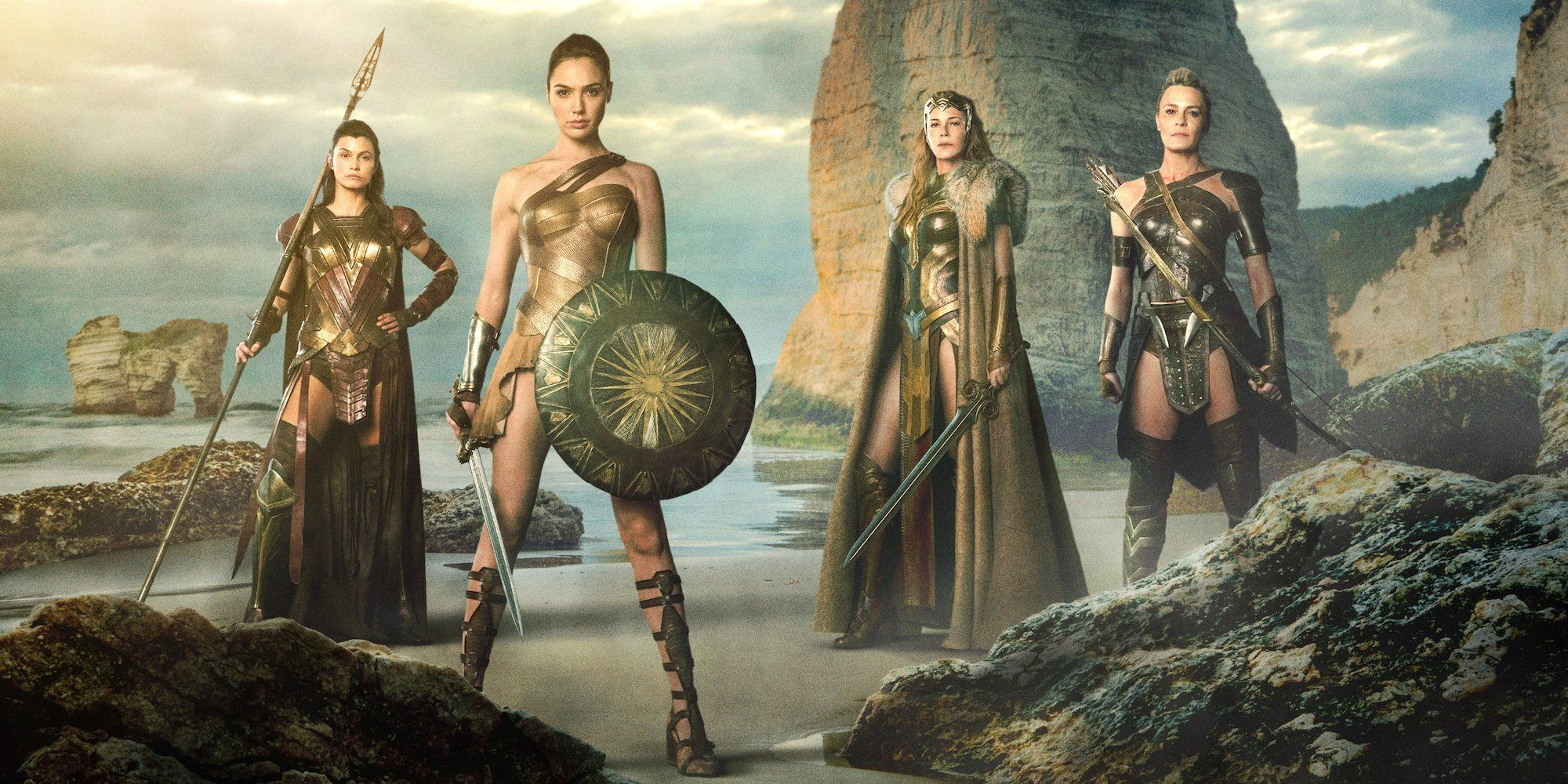 Animated Wonder Woman Spinoff TV Show Being Discussed