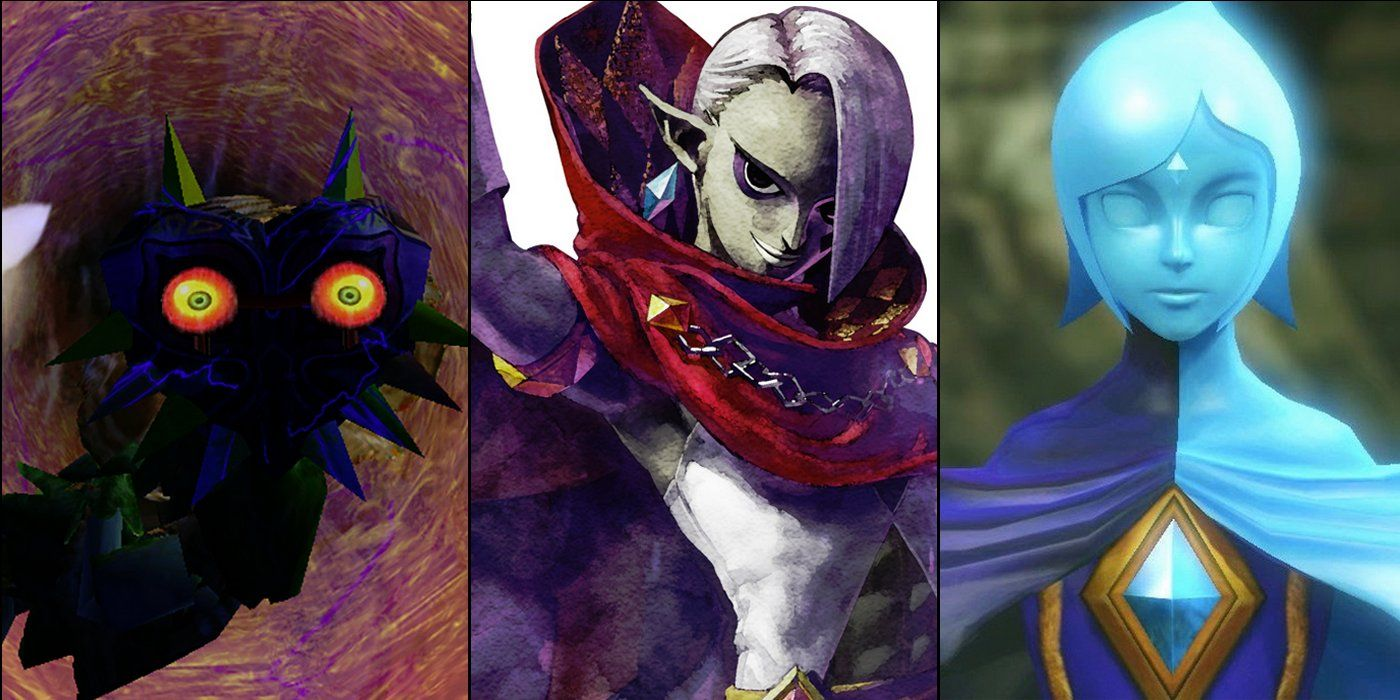 Most Annoying Zelda Characters | ScreenRant