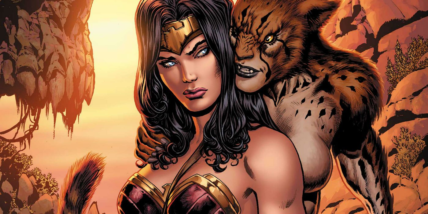 Wonder Woman 1984 Cheetah-Wonder-Woman-Sequel