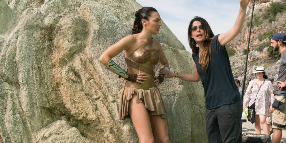 Wonder Woman Director Excited About DCEU's Variety of Filmmakers