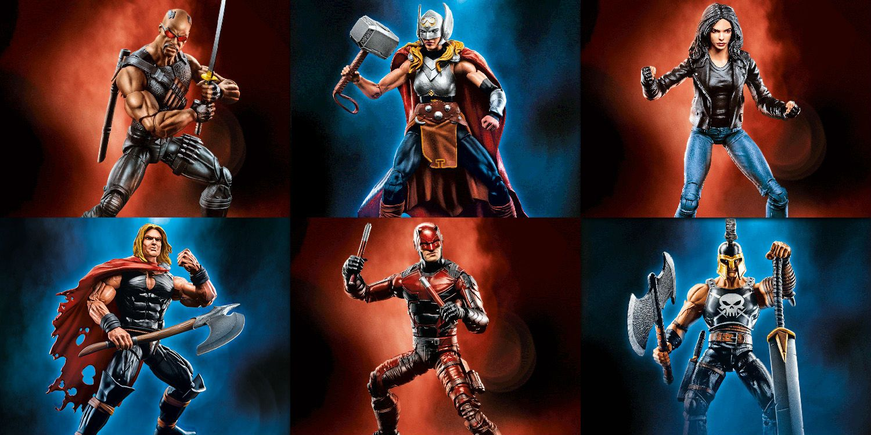 THOR Marvel Legends Thor Ragnarok Series 6 inch Chris Hemsworth figure Hasbro