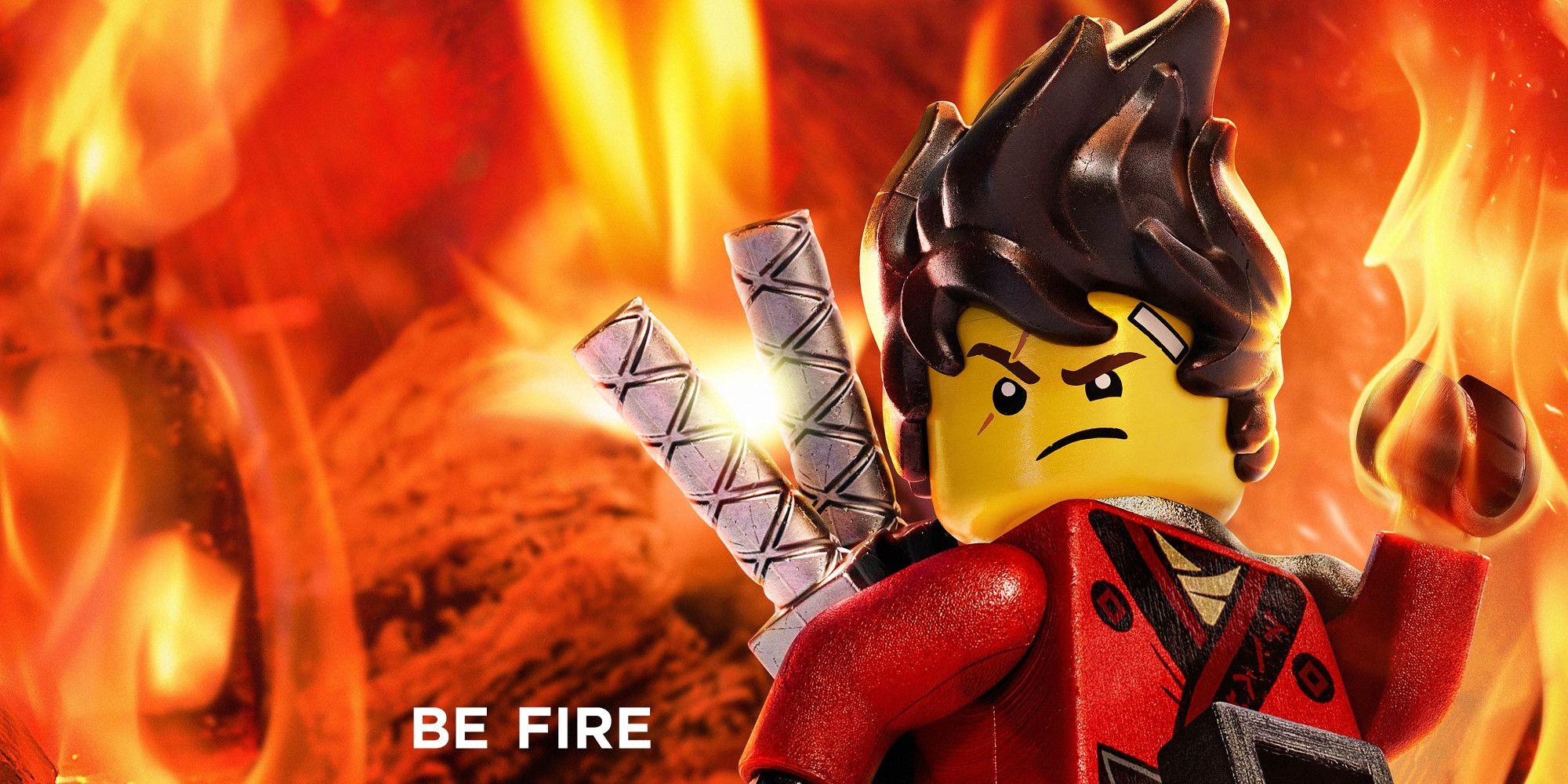 Lego Ninjago Movie Character Postes Screenrant