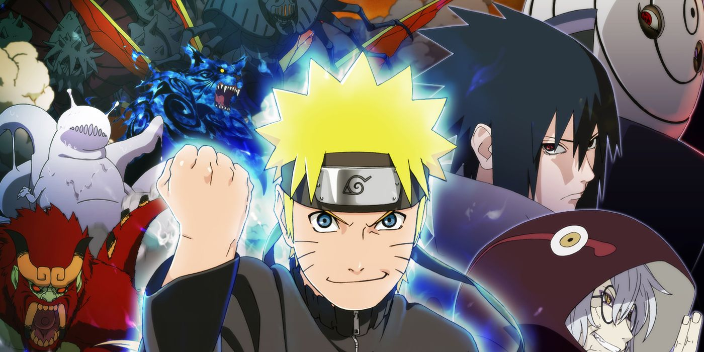 Most Powerful Naruto Characters, Ranked | ScreenRant