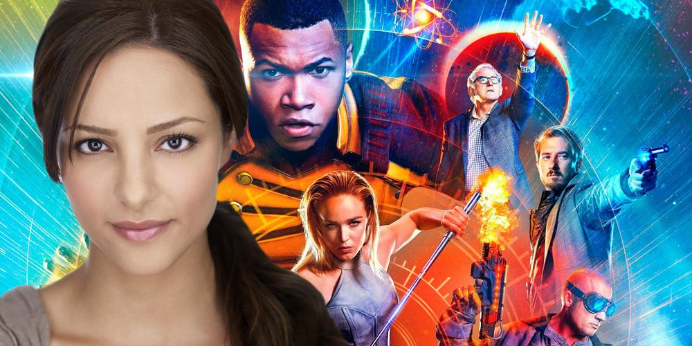Legends of Tomorrow 'Zari' Photos Introduce Newest Hero