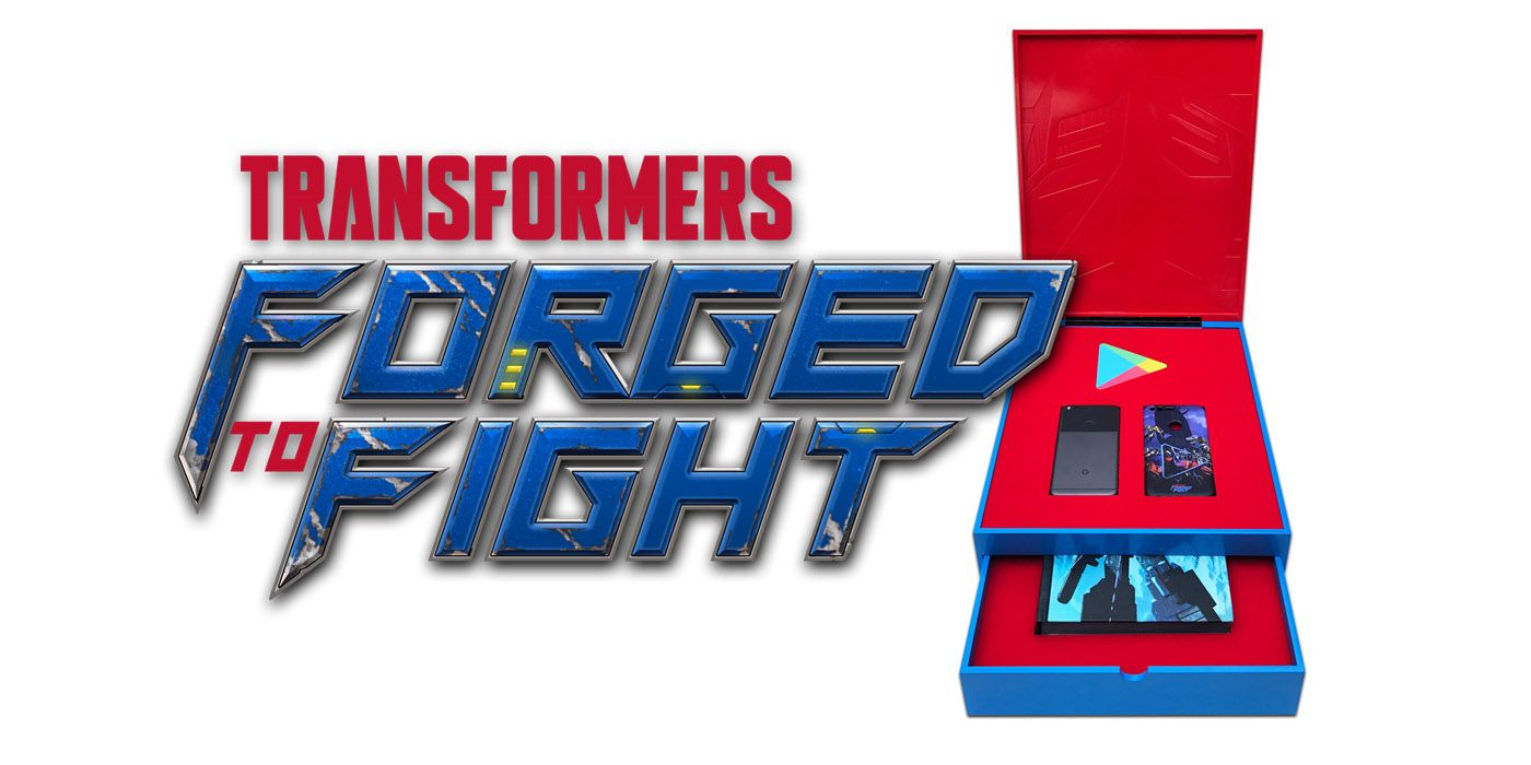 Google Pixel Transformers Forged To Fight Kit Giveaway