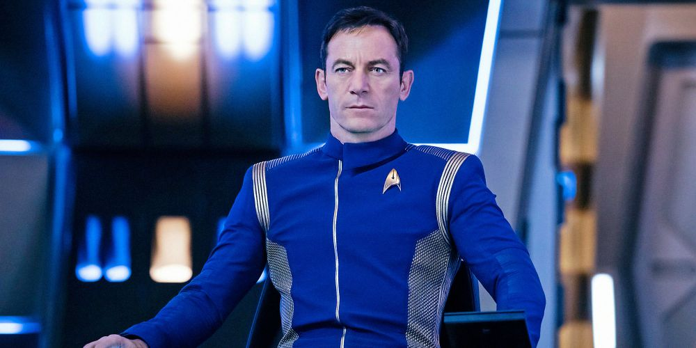 Star Trek: Discovery's Captain Lorca is a 'Wartime Leader'