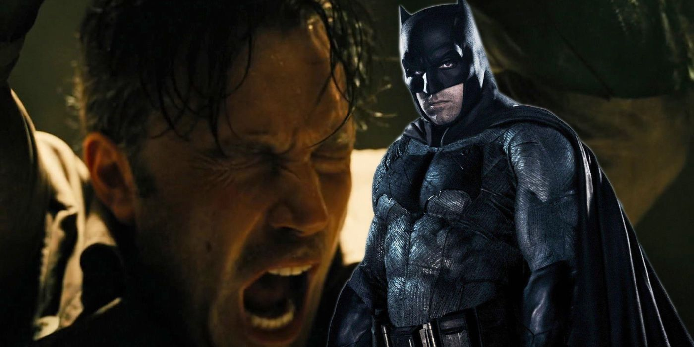Reasons Ben Affleck Is The Best Batman | ScreenRant