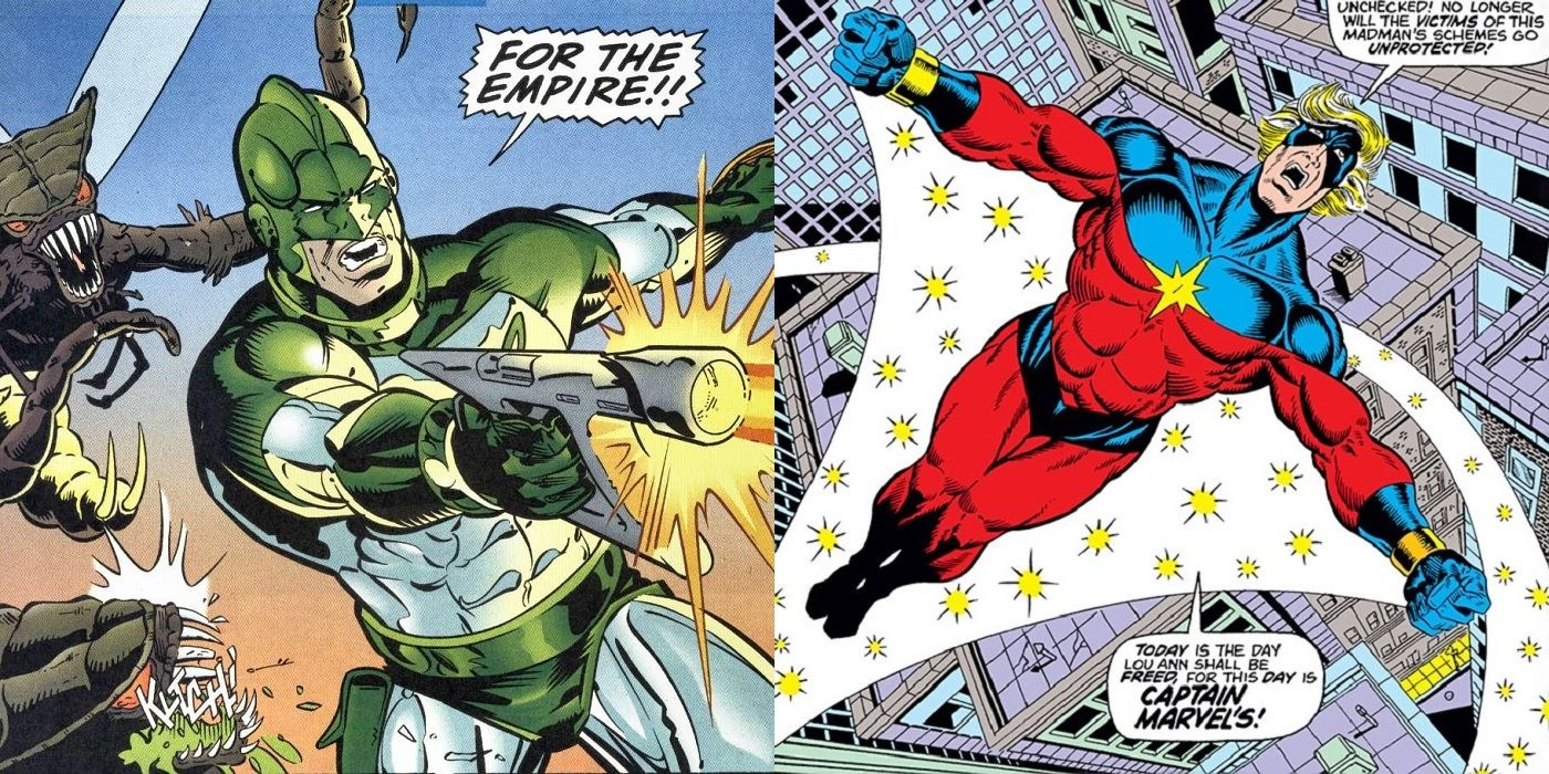 Captain-Mar-Vell-original-green-costume-