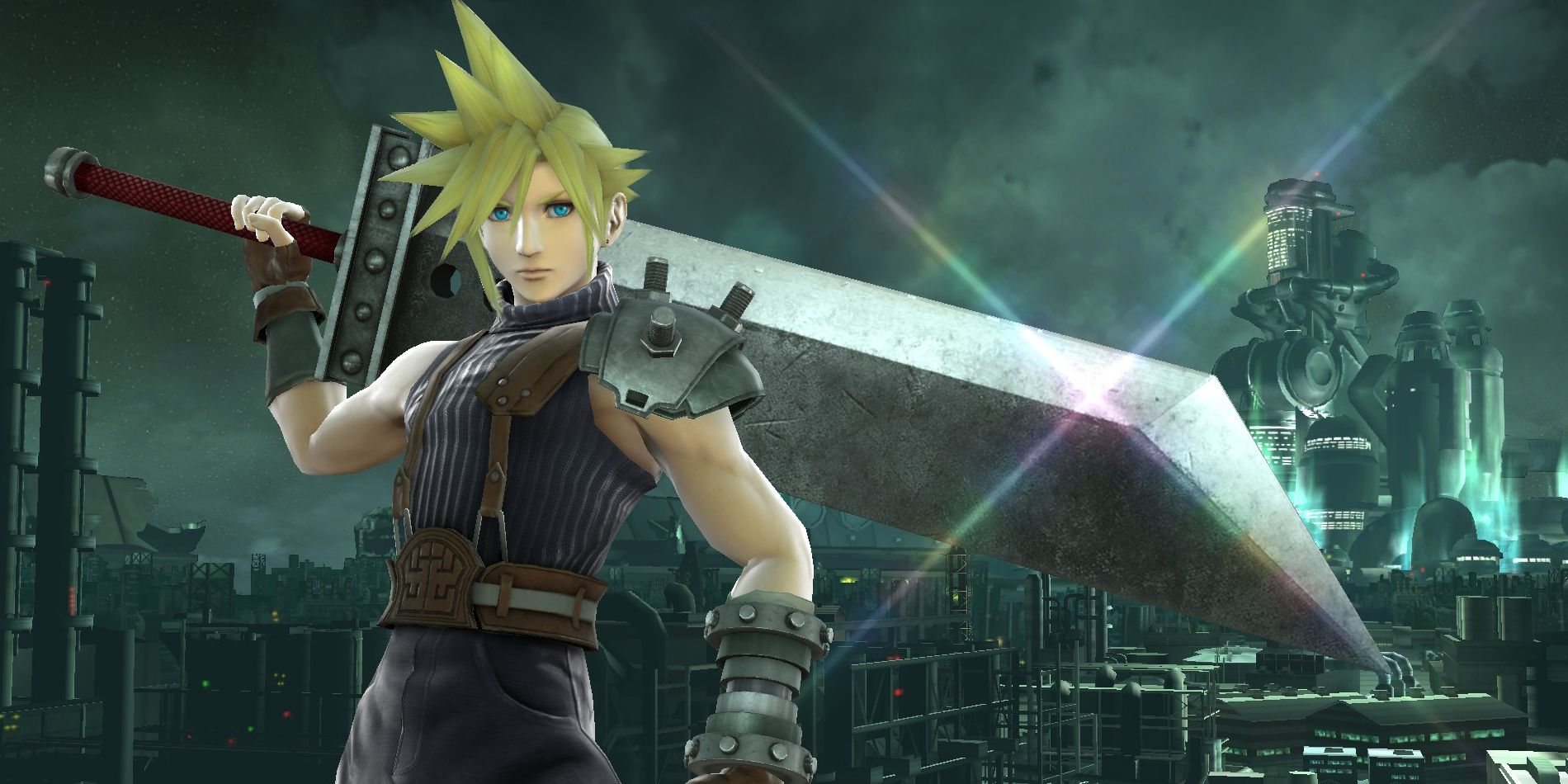 final fantasy facts about cloud strife screenrant