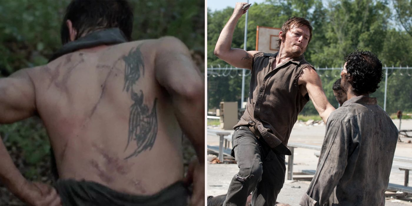 awesome things you didn t know about daryl screenrant
