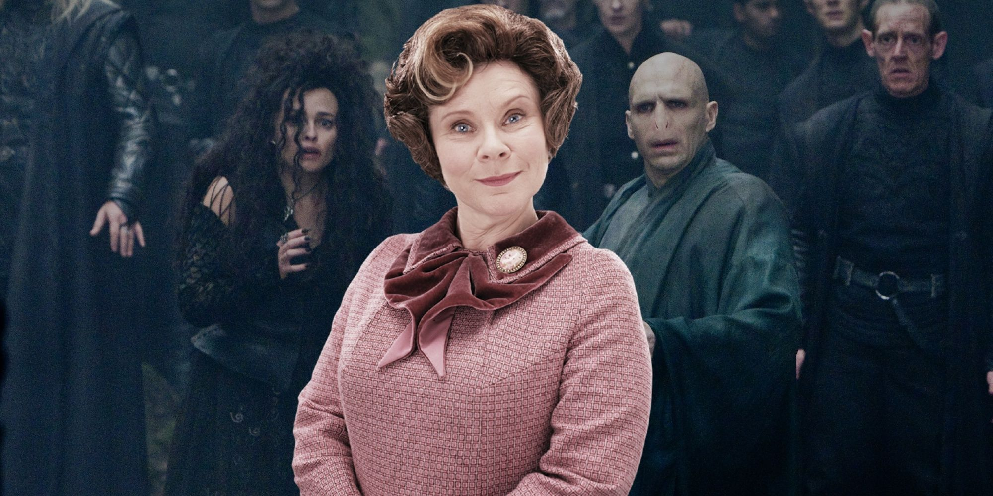 Harry Potter: WTF Dolores Umbridge Moments | ScreenRant