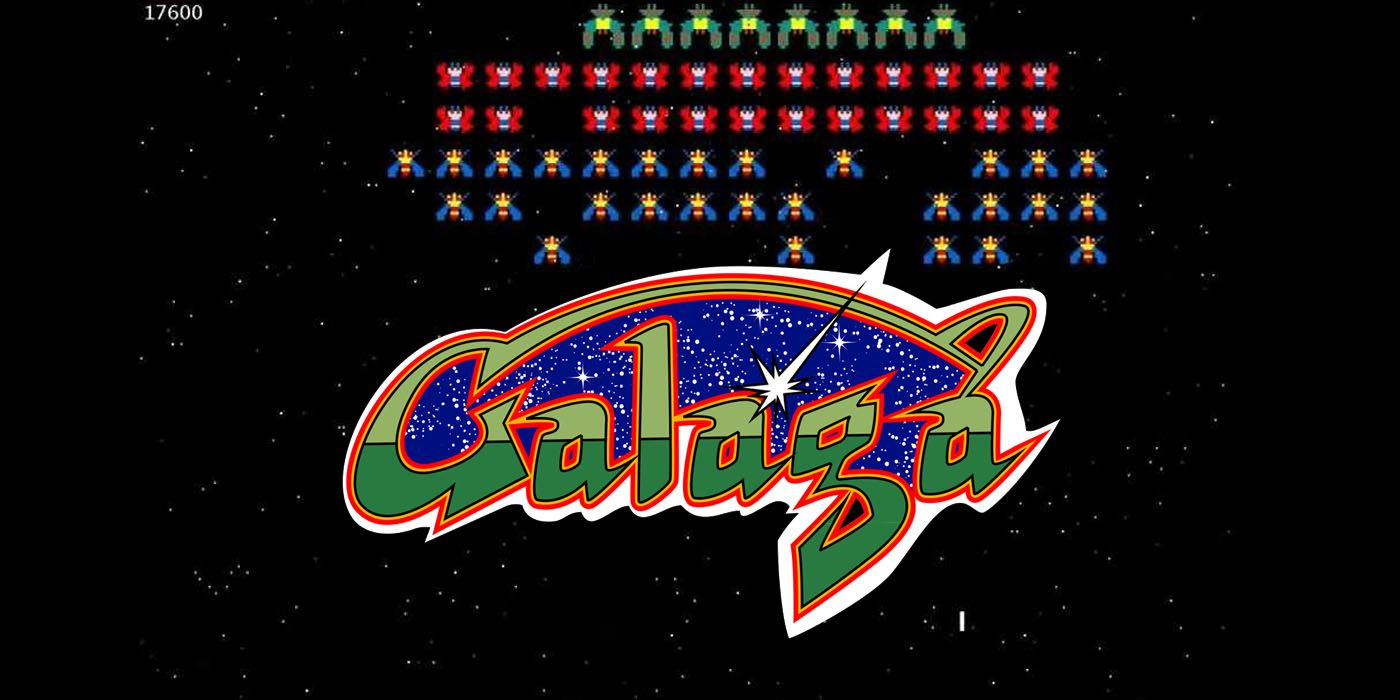 galaga being developed into animated series screenrant
