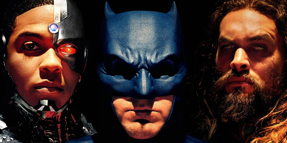 Justice League: Aquaman & Cyborg Don't Get Along At First