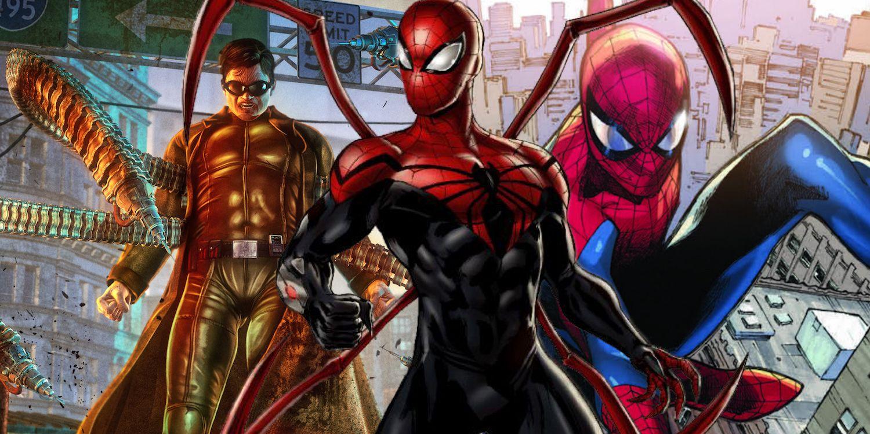 Message, matchless))), superior spider man the true