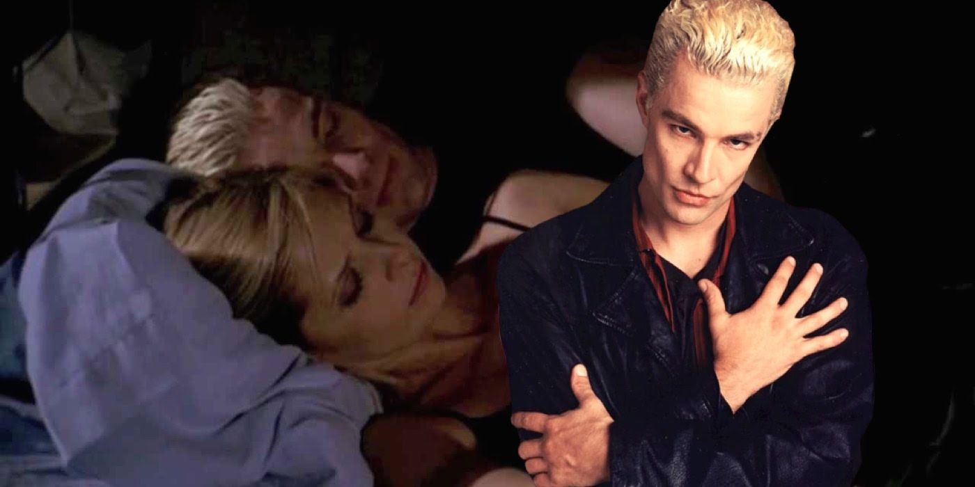 Spike having sex with buffy video