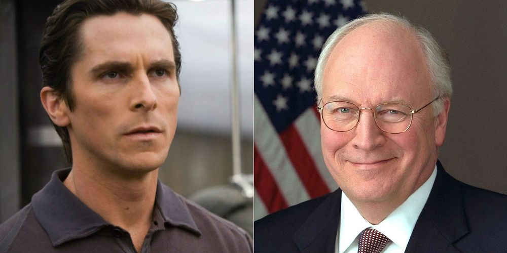 Get Your First Look at Christian Bale as Dick Cheney