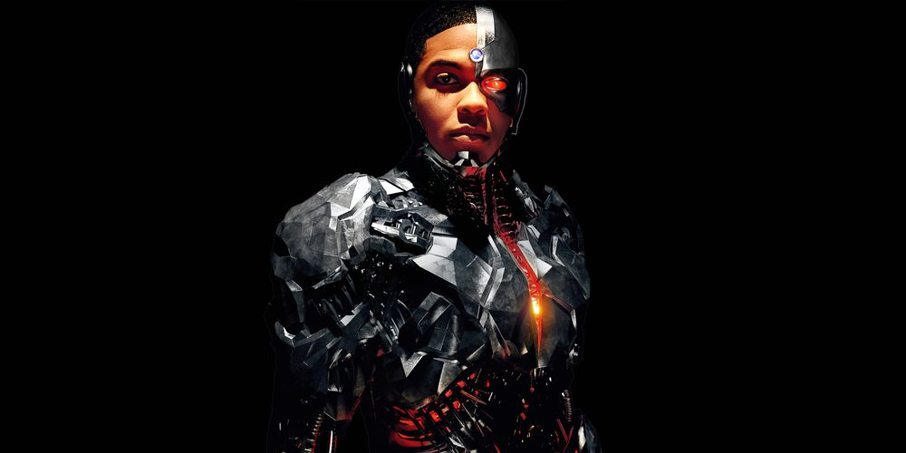 Justice League: Cyborg Has 'Ever-Evolving' Powers