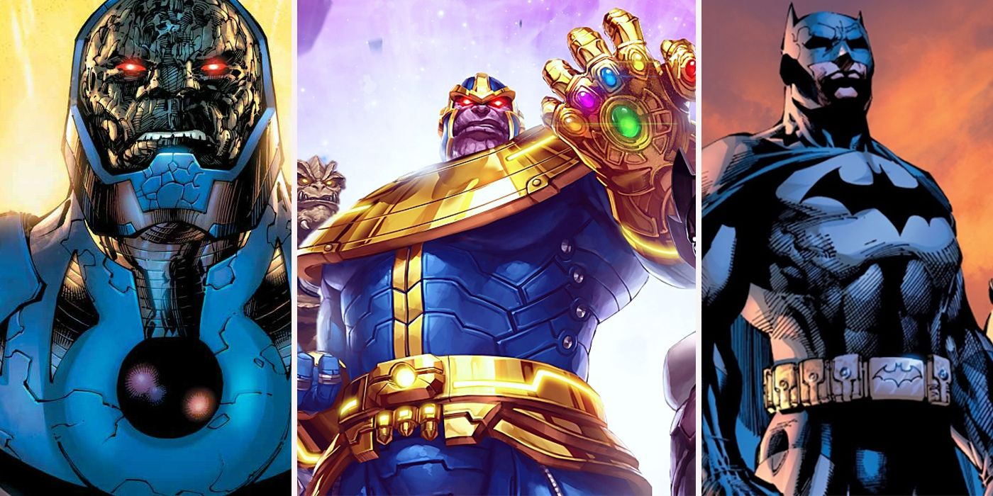 Anime Characters Vs Thanos : Characters who could defeat thanos in seconds screenrant