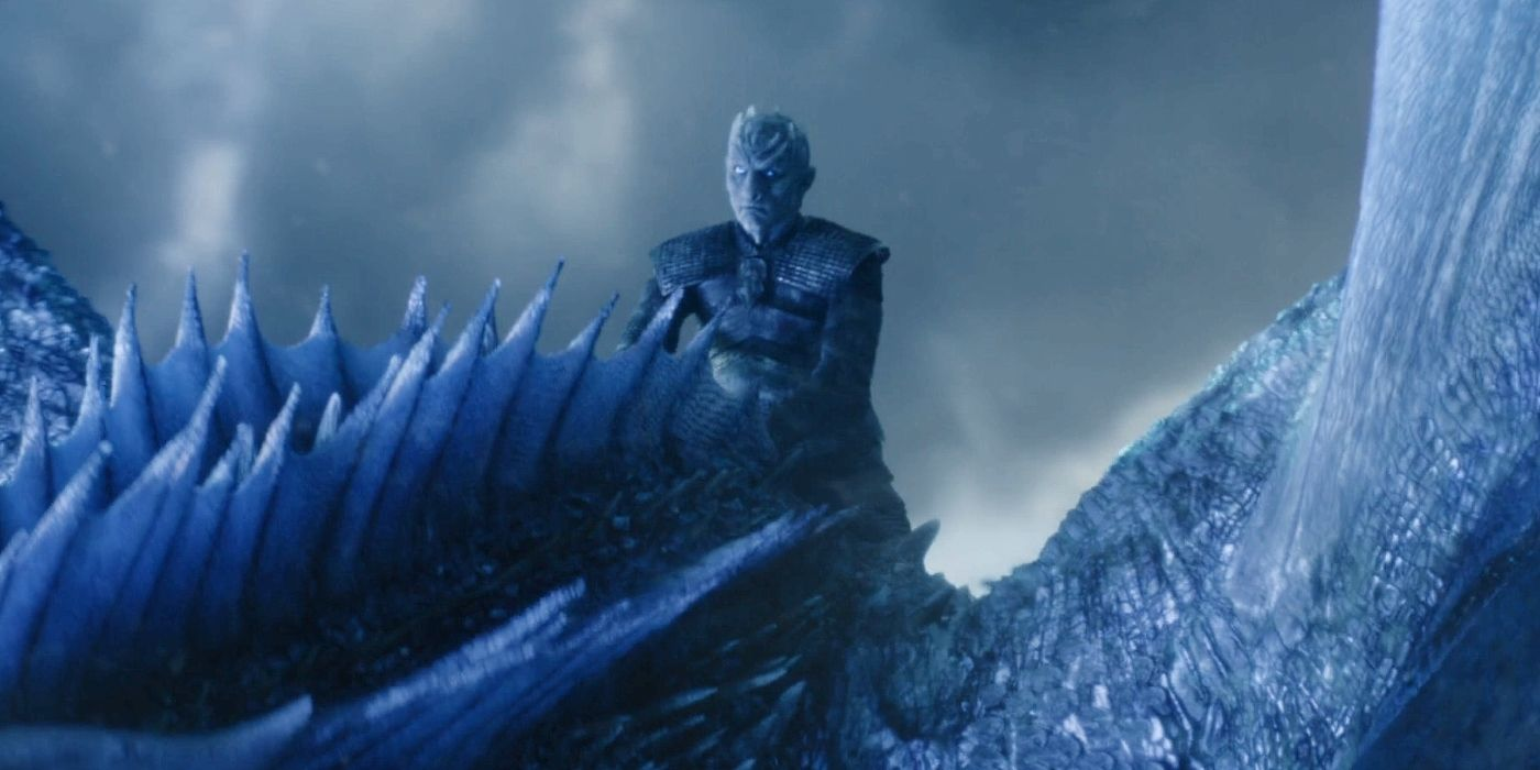 Game Of Thrones: 10 Known Facts About The Ice Dragon