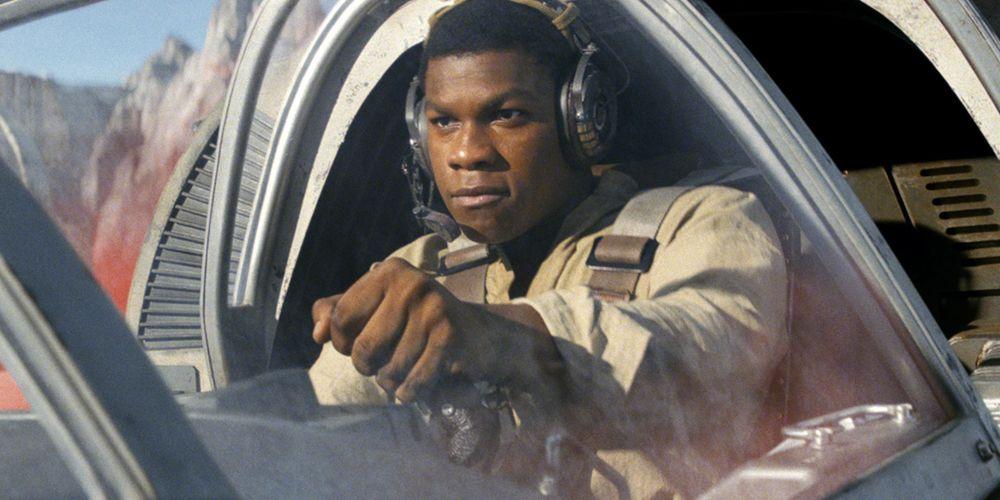 John Boyega Debunks Star Wars Fan Theory About Finn