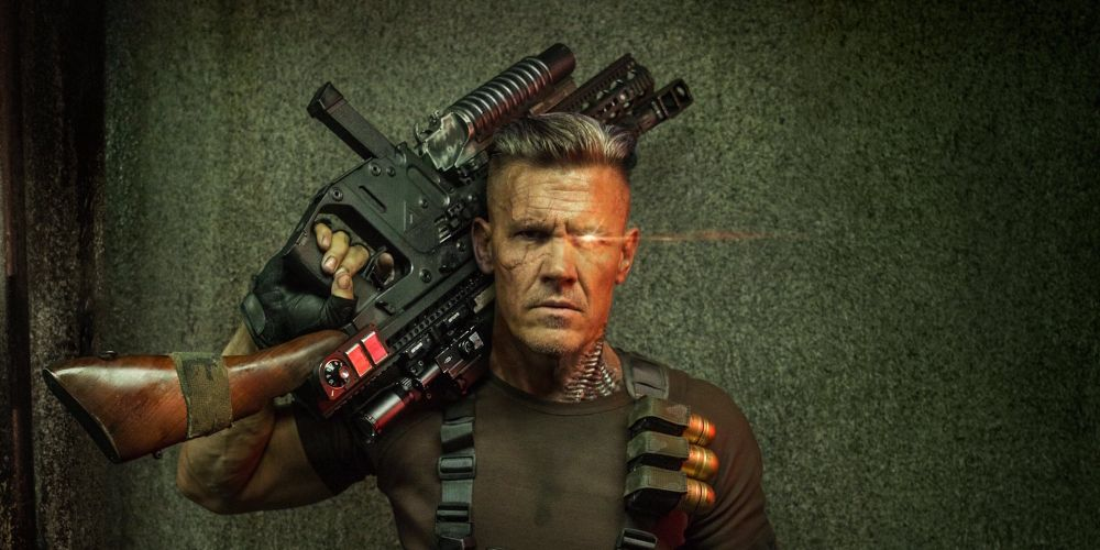 Deadpool 2: Rob Liefeld Meets Cable in Set Photo