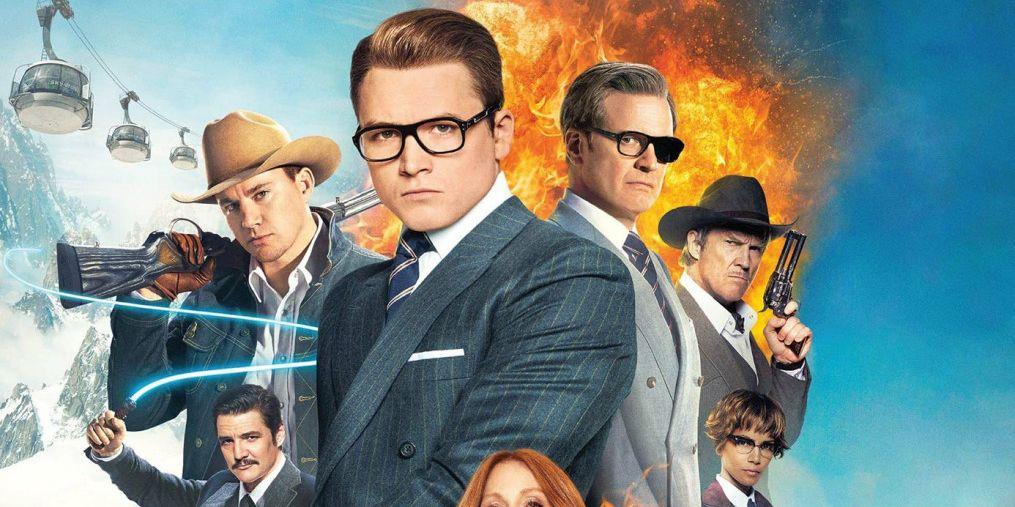 Kingsman: Secret Service 2014 (HD) - Cineita