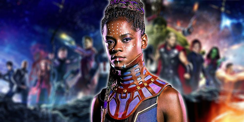 Avengers 4 Set Photos Highlight Black Panther & Shuri