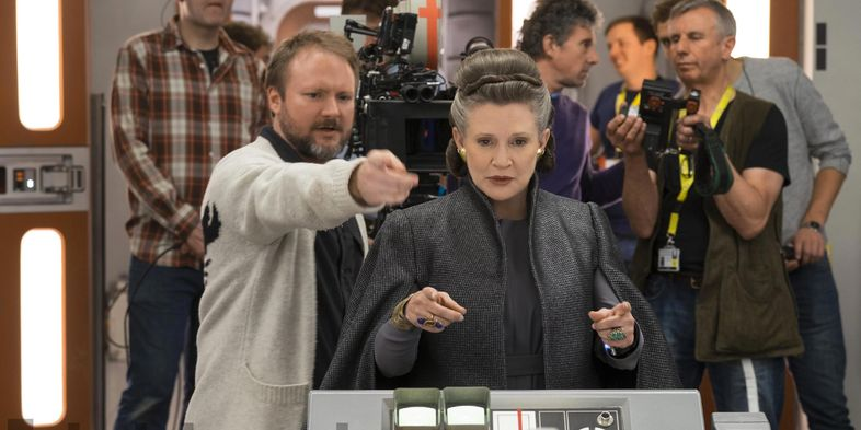 General Organa Delivers An Encoded Force Friday Message