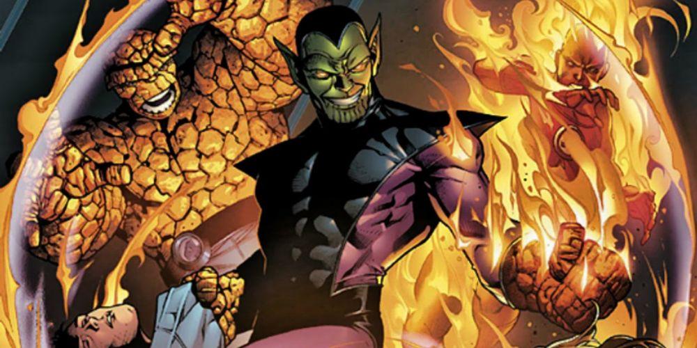 Rumor: X-Men: Dark Phoenix to Feature the Skrulls