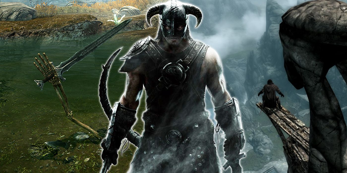 Skyrim Easter Eggs You Completely Missed | ScreenRant