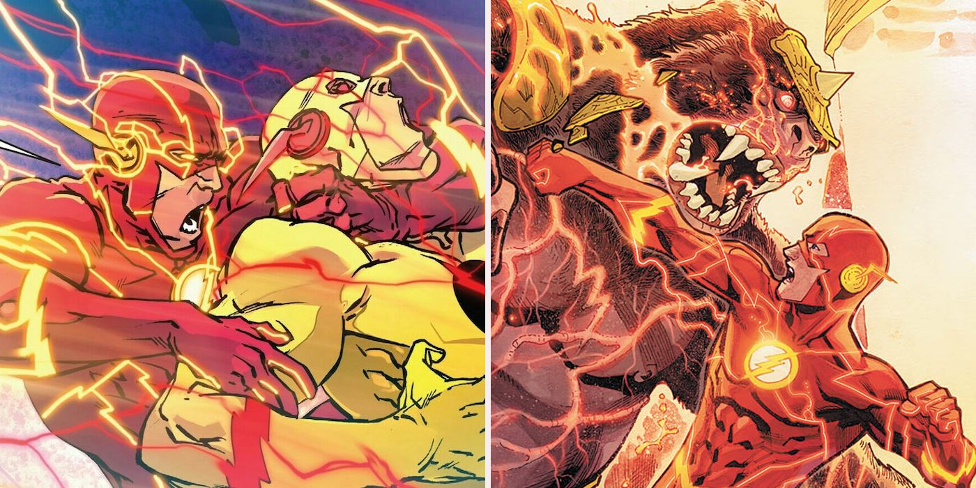 Characters The Flash Has Brutally Killed Screenrant