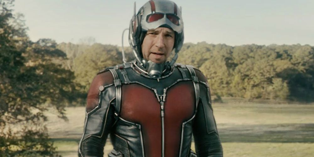 Paul Rudd Suits Up In Latest Ant-Man & the Wasp Set Photos