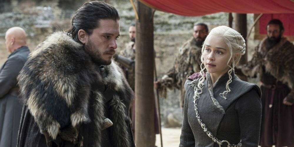 Game of Thrones Season 8 Will Be Filming Until Summer 2018