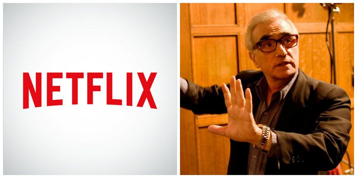Scorsese Netflix