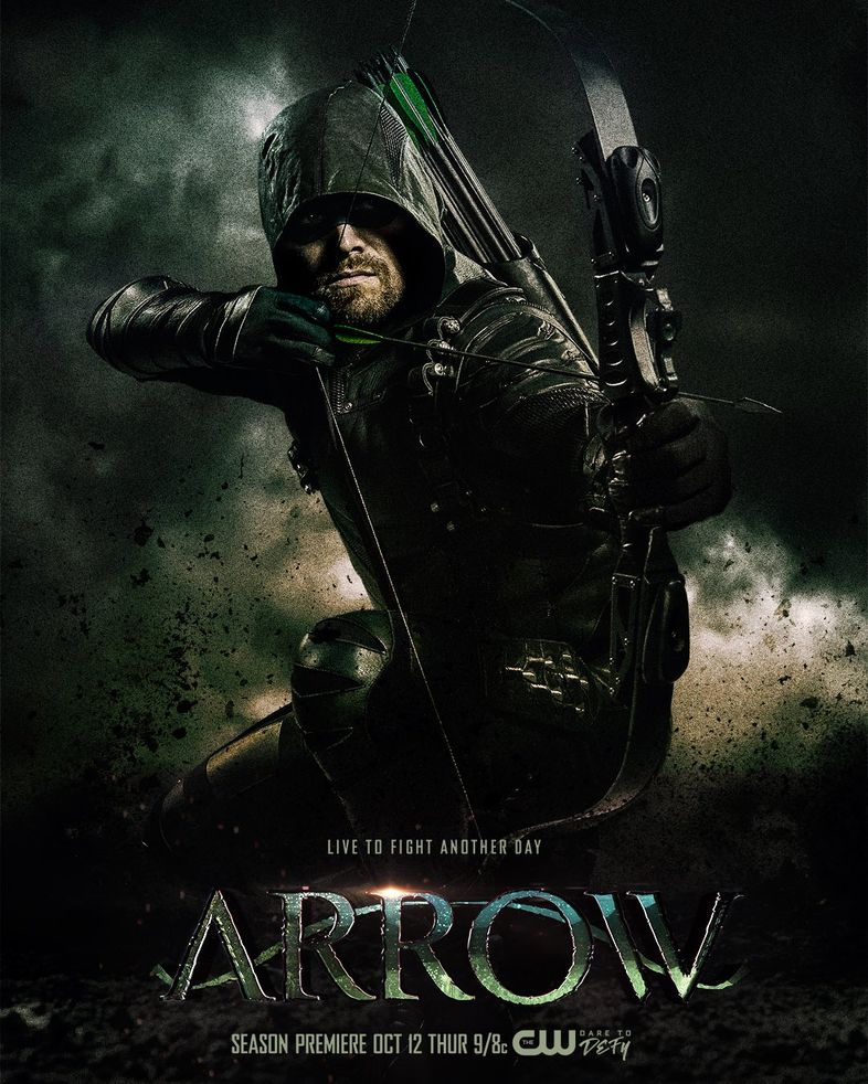 Arrow - Page 34 Arrow-Season-6-Poster