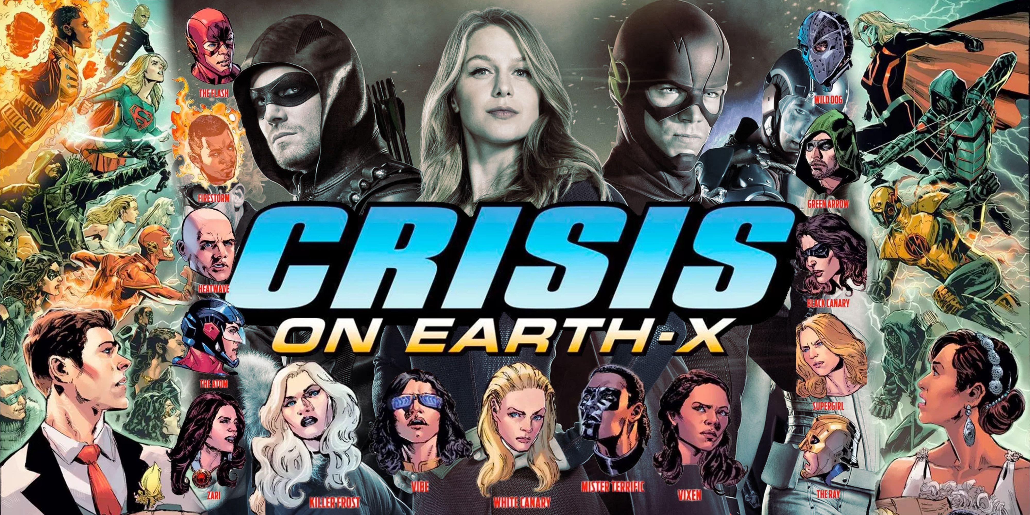 კრიზისი დედამიწა იქსზე / Crisis on Earth-X (ქართულად)