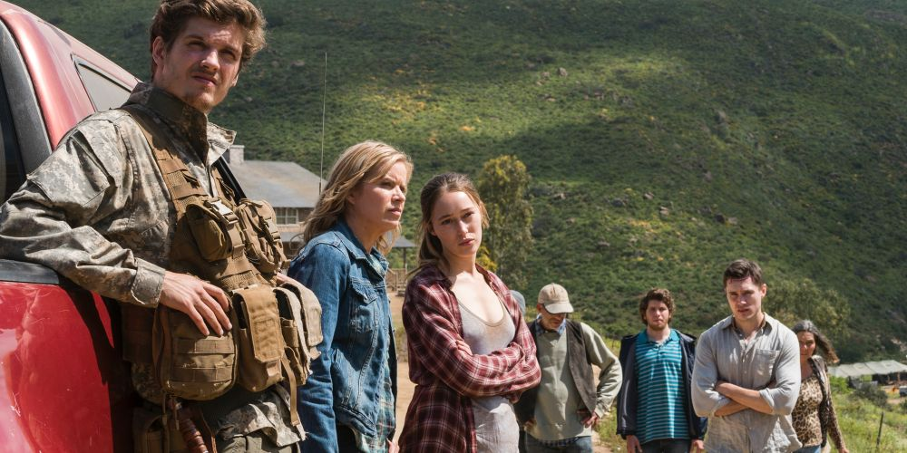 Fear The Walking Dead Is Improving As Ratings Stagnate