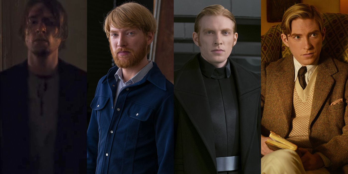 Why Domhnall Gleeson Is In So Many Movies | ScreenRant