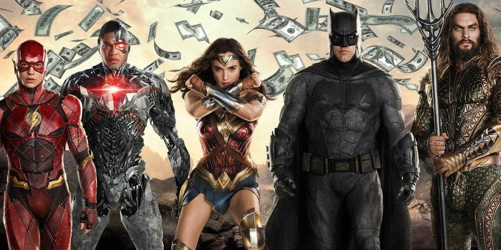 Justice League: Early Box Tracking Reportedly Looks Strong