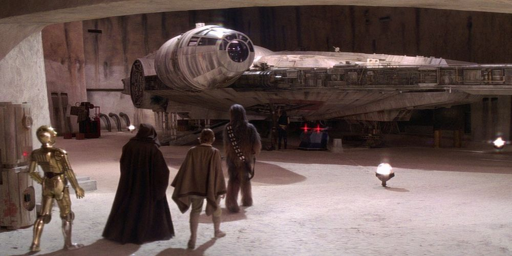 Star Wars Needs to Replace the Millennium Falcon